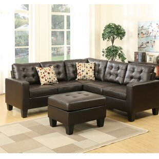 Laga Modular Sectional with Ottoman
