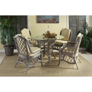 Nadine Dining Table by South Sea Rattan