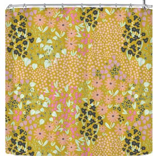 Akwaflorell Colorful Garden3 Single Shower Curtain