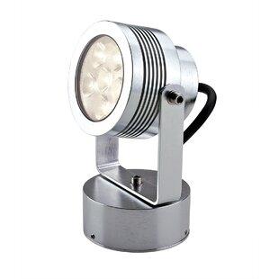 Overstreet 1 Light LED Well Lights Image