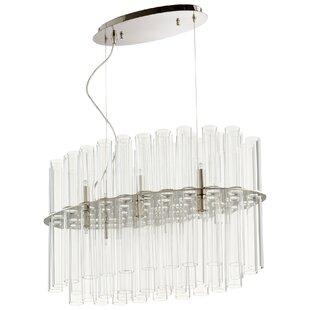 Cyan Design Beaker 12-Light Kitchen Island Pendant