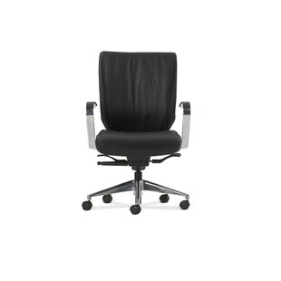 Trendway Code Executive Leather High-Back Executive Chair