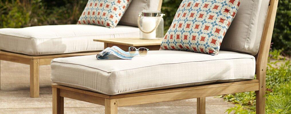Admirable Farmhouse Rustic Outdoor Furniture Birch Lane Inzonedesignstudio Interior Chair Design Inzonedesignstudiocom