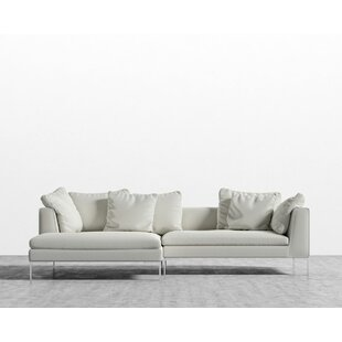 Shop Stone Sectional by Everly Quinn