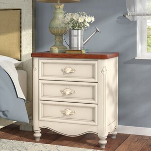 Brecon 3 Drawer Bachelor's Chest by One Allium Way