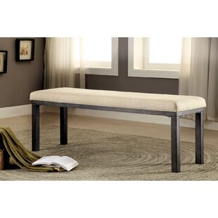 Gracie Oaks Balceta Upholstered Bench