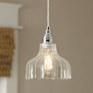 Birch Lane™ Talisker Chalice 1-Light Dome Pendant