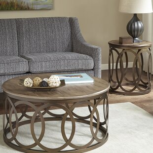 Bleich 2 Piece Coffee Table Set