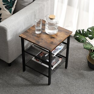 Set Of Two Side Tables Wayfair
