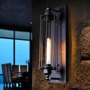 Industrial Bathroom Decor Wayfair - Industrial bathroom sconce