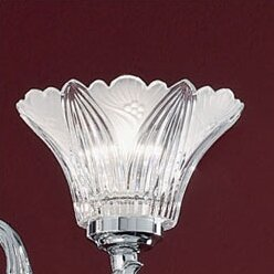 Wall lamp shades wayfair glass 18 cm bowl wall sconce shade aloadofball Image collections