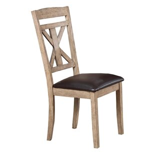Cliburn Back Side Upholstered Dining Chair (Set of 2)