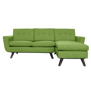 Callie Modern Sectional  sc 1 st  Wayfair : olive green sectional sofa - Sectionals, Sofas & Couches