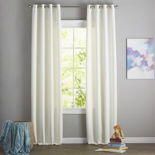 White Curtains & Drapes You\'ll Love | Wayfair