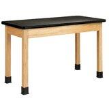 Plain Apron Science Table