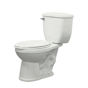 Transolid Avalon 1.6 GPF Elongated Two-Piece Toilet
