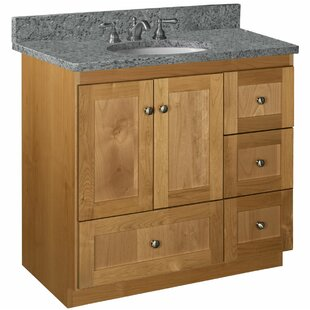 Lysette 36 Vanity Base Only By Millwood Pines