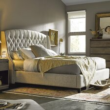 Norton Upholstered Panel Bed by 17 Stories
