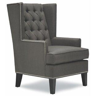 Aguilera Wingback Chair
