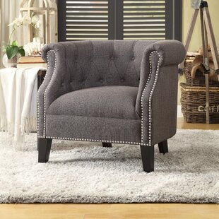 Alcott Hill Mazon Barrel Chair