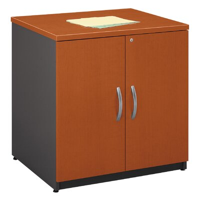 Series C 2 Door Storage Cabinet Bush Business Furniture