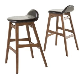 sc 1 st  AllModern : low back bar stools wood - islam-shia.org