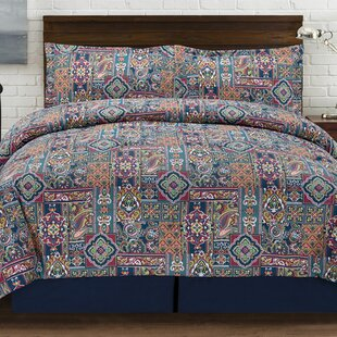 Tao 4 Piece Comforter Set