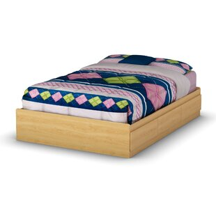 Libra Mate's Bed with 3 Drawers by South Shore
