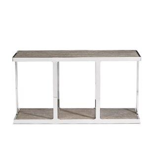 Interlude Soto Console Table
