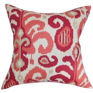 Salesville Ikat Floor Pillow