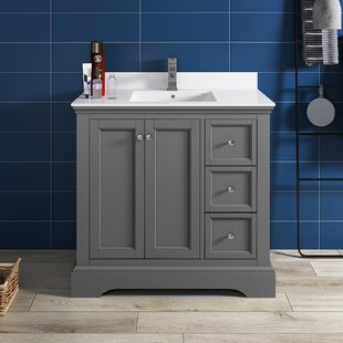 Windsor 36 Single Bathroom Vanity Set By Fresca