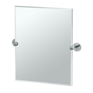 Marina Rectangle Bathroom Wall Mirror Gatco