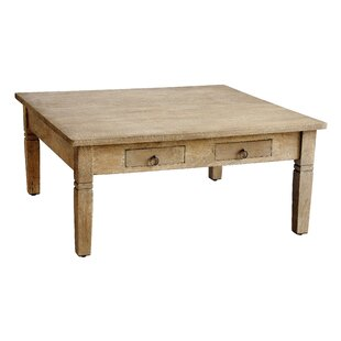 Rhyne Coffee Table by Millwood Pines