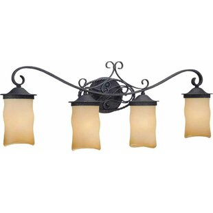 Volume Lighting Sevila 4-Light Vanity Light