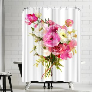 Suren Nersisyan Buttercups Flowers Single Shower Curtain