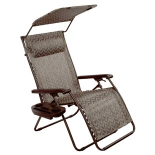 Alec Deluxe Reclining/Folding Zero Gravity Chair