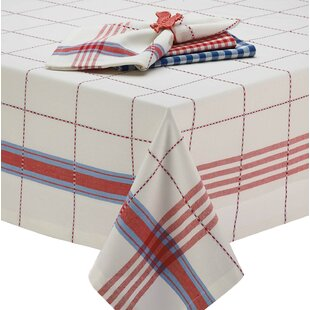 Coopeville Plaid Tablecloth by Design Imports Fresh