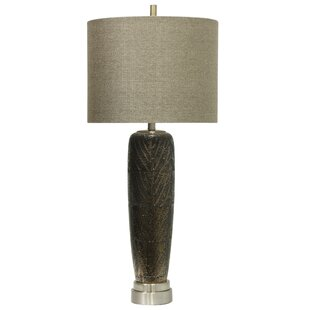 Arlington Leaf Vein 37 Table Lamp