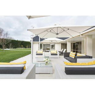 Square Cantilever Parasol By Symple Stuff
