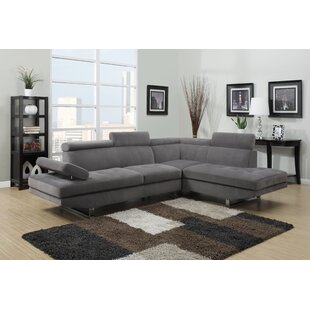 Orren Ellis Green Sectional