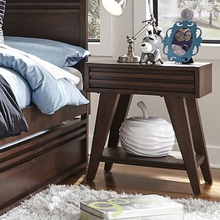 Stepplee 1 Drawer Nightstand by Grovelane Teen Great Reviews