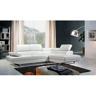 Reclining Sectional by Hokku D..