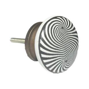 Spiral Round Knob