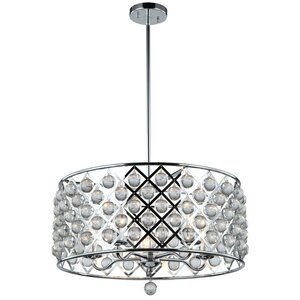 Carelton 5-Light Crystal Chandelier