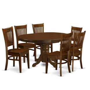 Aimee 7 Piece Dining Set b..
