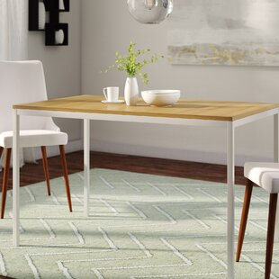 Therrien Dining Table by Williston Forge Reviewst