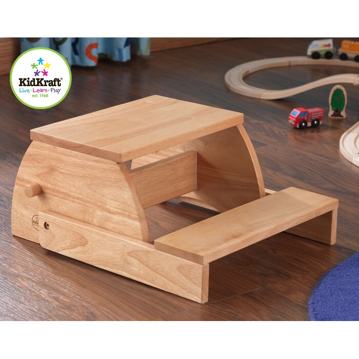 Sensational Kids Flip Step Stool Gmtry Best Dining Table And Chair Ideas Images Gmtryco