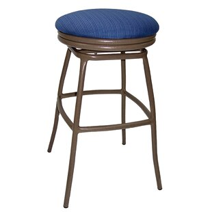 Bonnie 30'' Swivel Bar Stool by Tobias Designs