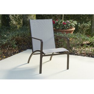 Katsikis Patio Conversation Lounge Chair (Set of 2)