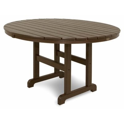 """Trex Outdoor Monterey Bay Dining Table Finish: Vintage Lantern, Table Size: 48"""""""